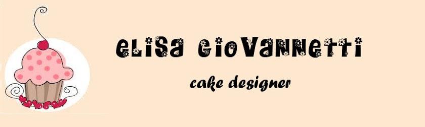 Elisa Giovannetti Cake Designer