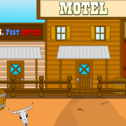 Juegos de Escape Amazing Escape the Ghost Town
