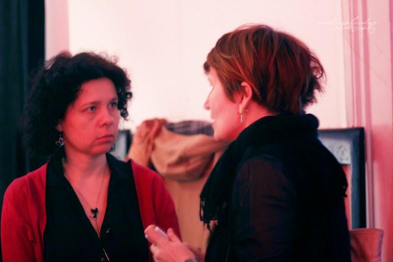 UX Faktoria Łódź, Ewelina Choroba Fotografia, kobiety, rozmowa, prelekcja, spotkanie
