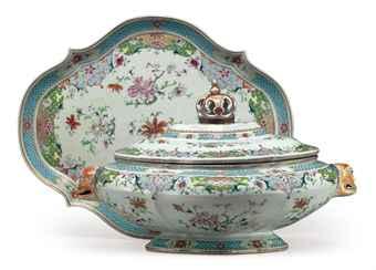 Qianlong Export Porcelain