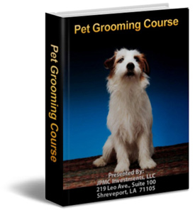 Pet Grooming Course!