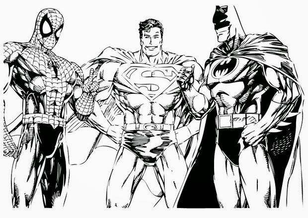 Batman coloring pages free coloring.filminspector.com