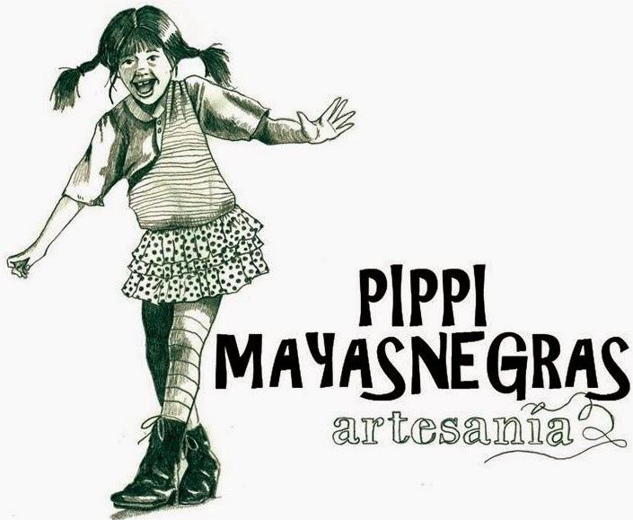 PIPPI MAYASNEGRAS Artesanía Costuril