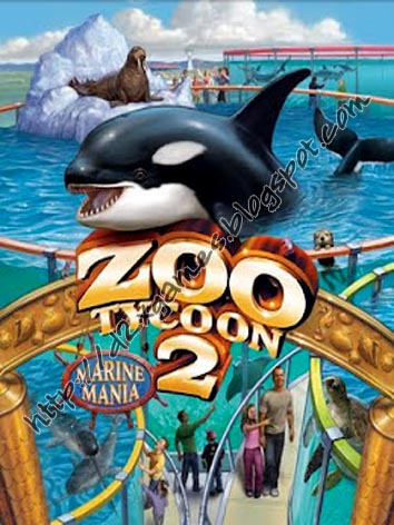 Free Download Games - Zoo Tycoon 2 Marine Mania