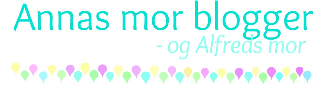 Annas mor blogger