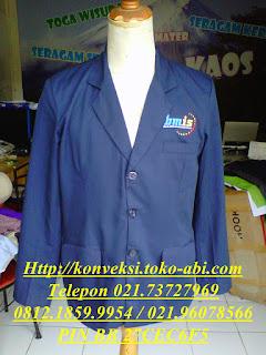 Konveksi Pembuatan Jas Almamater Murah di Jakarta Pusat: Gambir, Kebon Kelapa, Petojo Selatan, Duri Pulo, Cideng, Petojo Utara