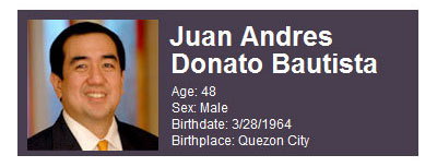Juan Andres Bautista
