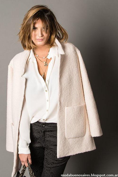 Ropa de moda invierno 2015 Marcela Pagella.