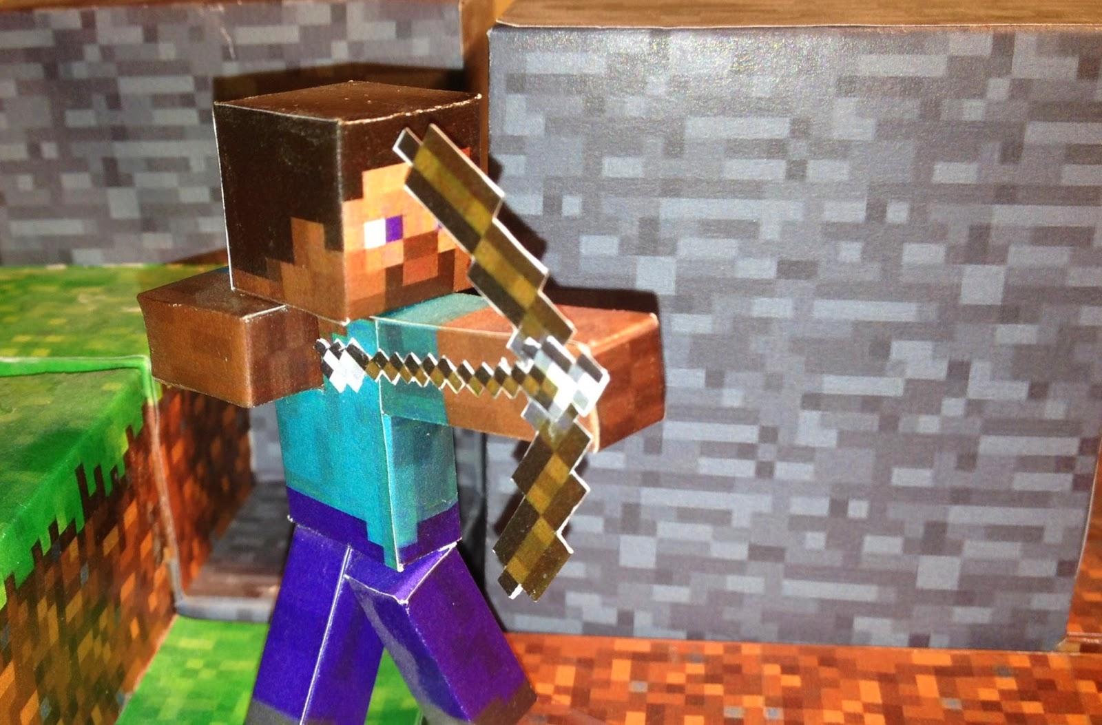 Imagenes de Casas de Minecraft