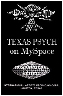 Check Out TexasPsych on MySpace!