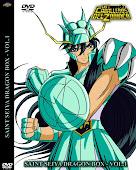 Los Caballeros del Zodiaco Dragon Box - Volumenes 1 - 2 - 3