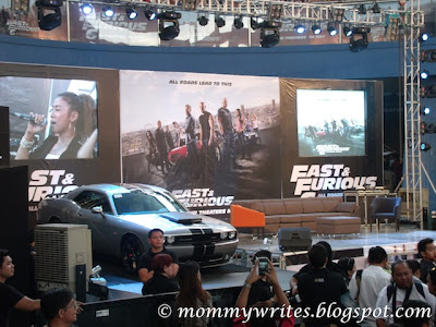 Fast & Furious 6 Cast Arrives at the Red Carpet Premier in Manila, Philippines