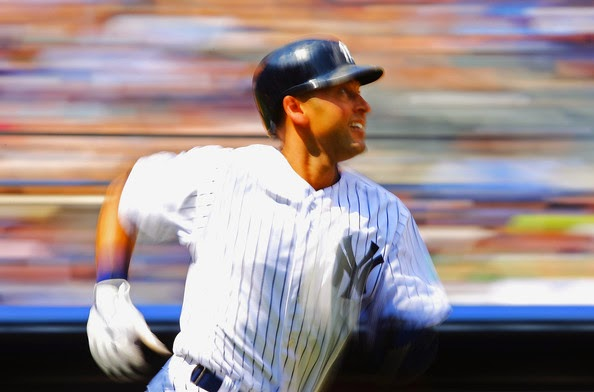jeter earned right to - photo #18