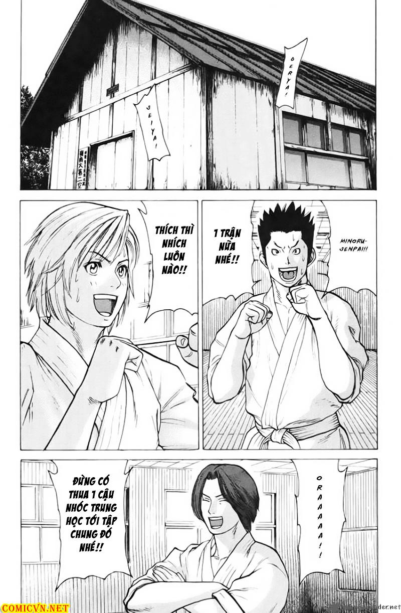 Karate Shoukoushi Kohinata Minoru chap 33 Trang 7