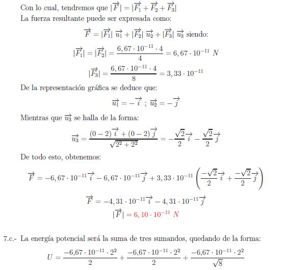 Examenes de selectividad campo gravitatorio problema resuelto 7a