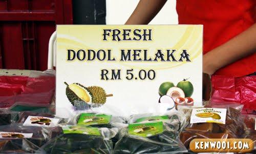 malacca dodol fresh