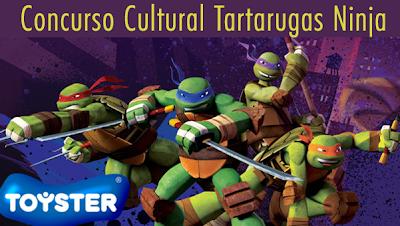Promoção Mundo Nick - As Tartarugas Ninja