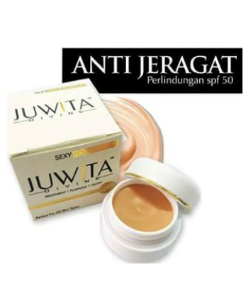 JUWITA DIVINE SEXY FOUNDATIONS