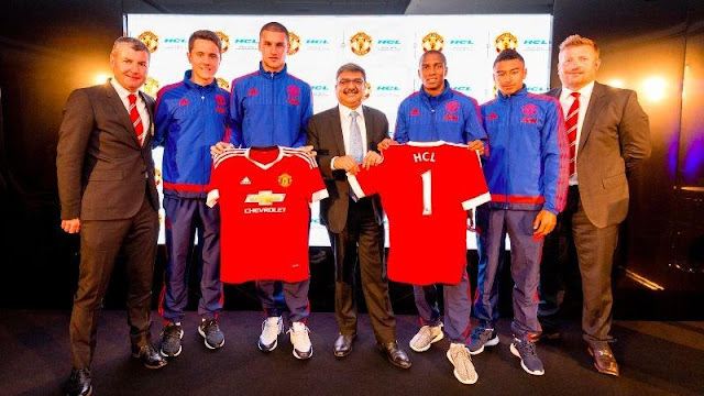 El Manchester United también mira a Asia con HCL