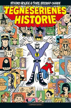 Ny bok: Tegneserienes Historie