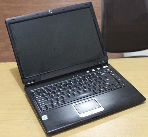 harga laptop seken 1 jutaan axioo m54se