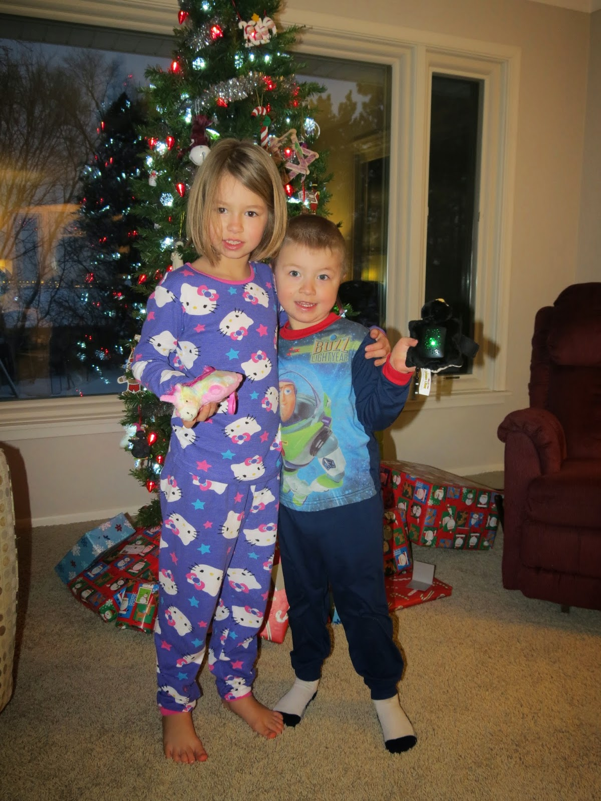 The Robole Family: Christmas Morning 2013