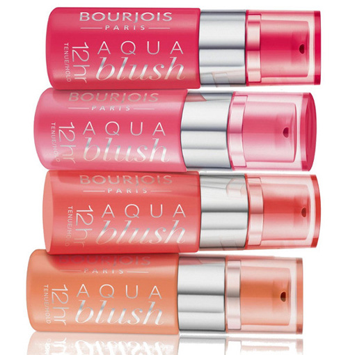 Aqua Blush de Bourjois coloretes