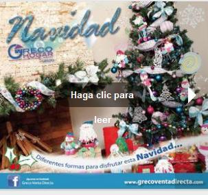 catalogo greco navidad 2012