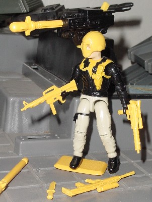 1993 Mace, DEF