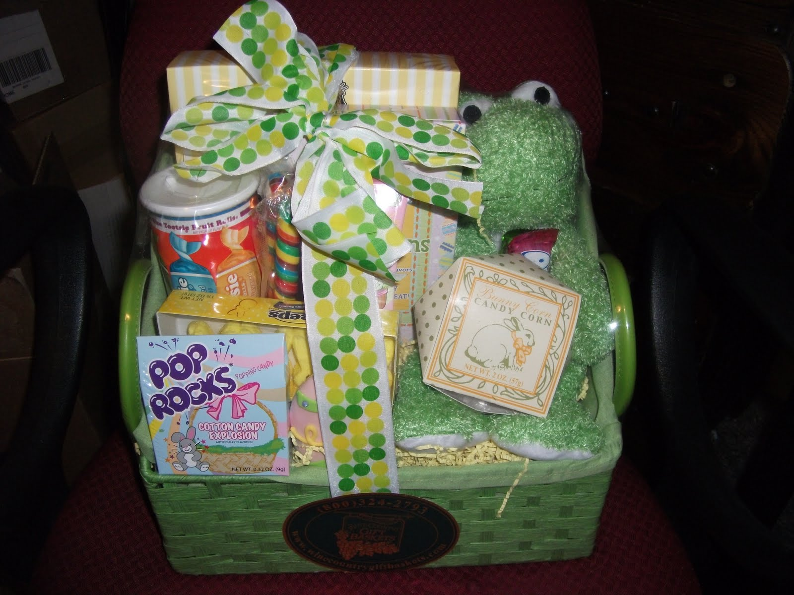 Heck of a bunch wine country gift baskets easter basket review wine country gift baskets offers a whole array of easter gift baskets they also have a fine selection of value priced gift baskets and gift towers negle Image collections