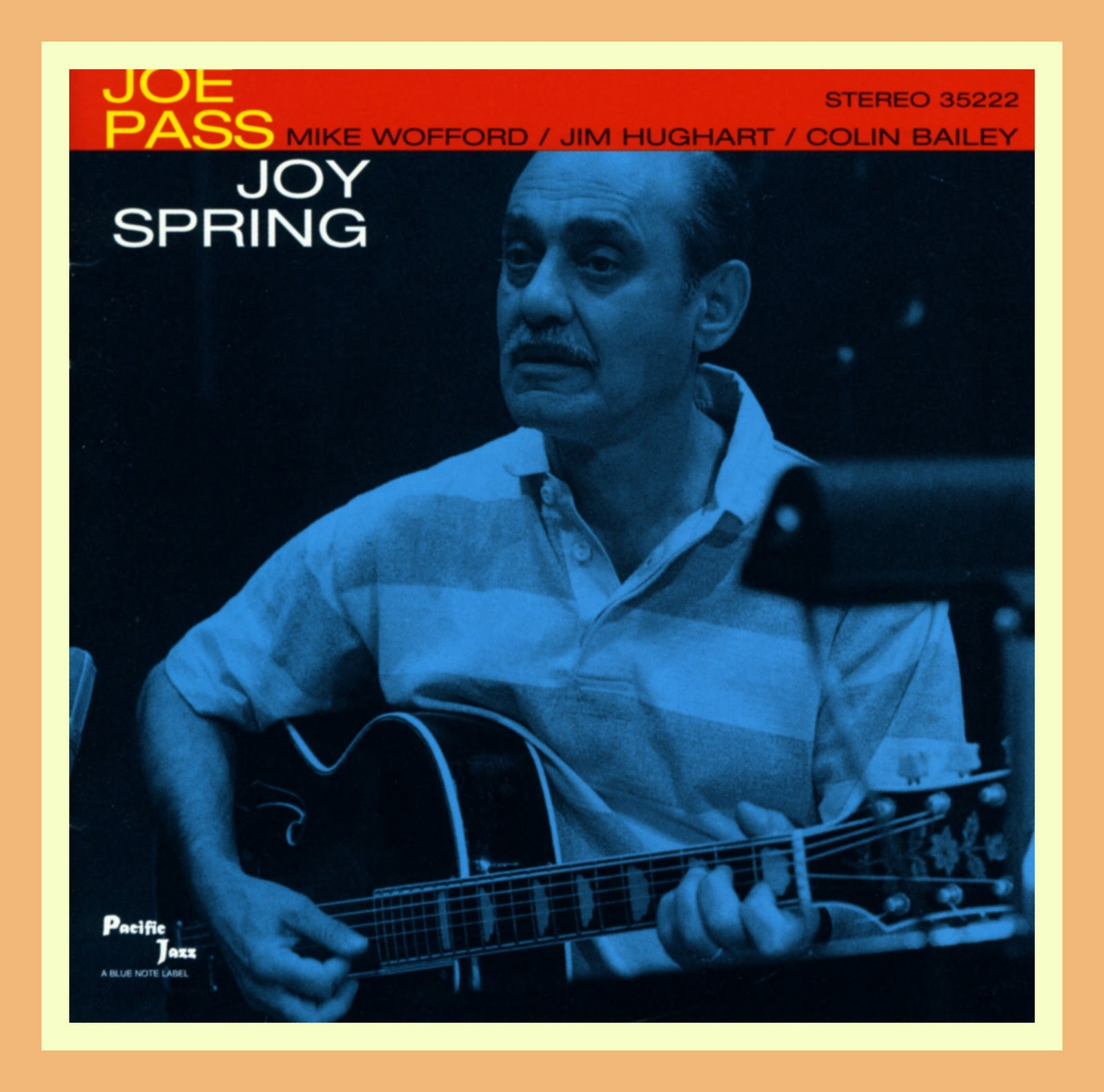 Joe Pass 12 String Guitar Great Motion Picture Themes