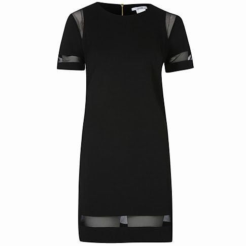 george black dress