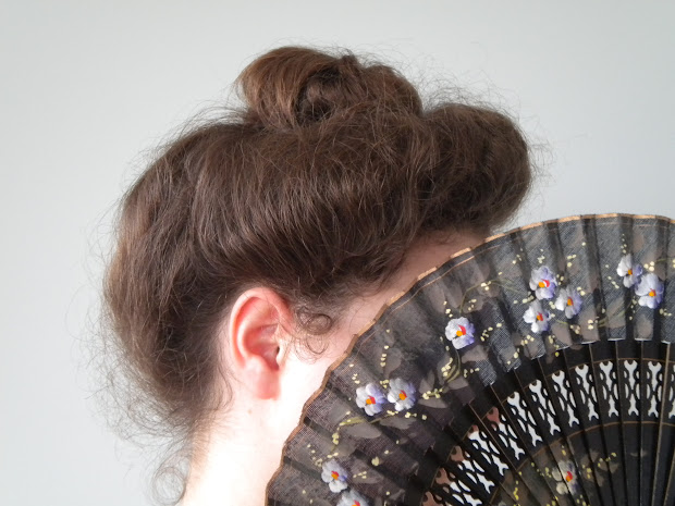 hair styles gibson girl hairstyle