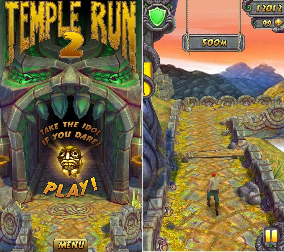 SKK Mobile Wind Review Temple Run 2