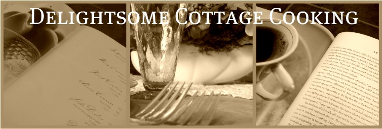 Delightsome Cottage Cooking