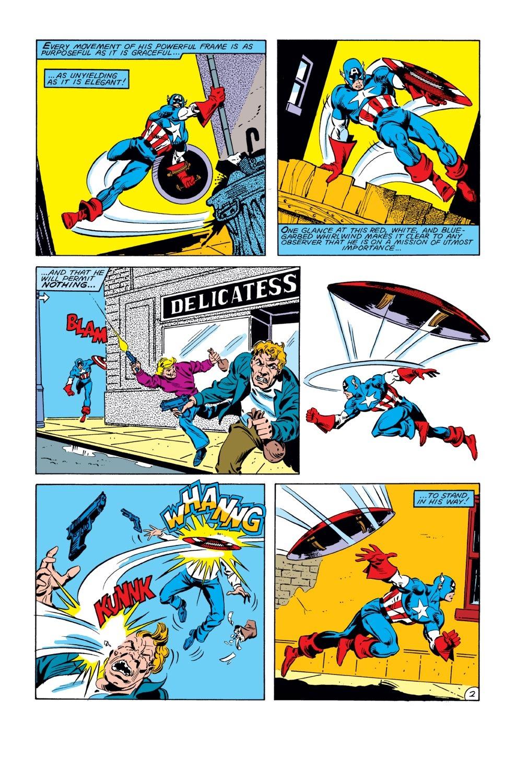 Captain America (1968) Issue #285 #201 - English 3