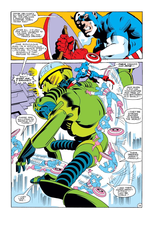 Captain America (1968) Issue #289 #205 - English 17