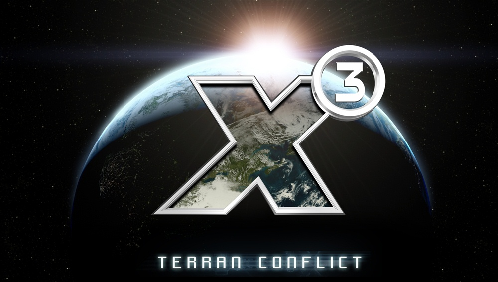 X3 Terran Conflict Download Poster