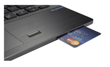 Smartcard ASUSPRO BU201LA