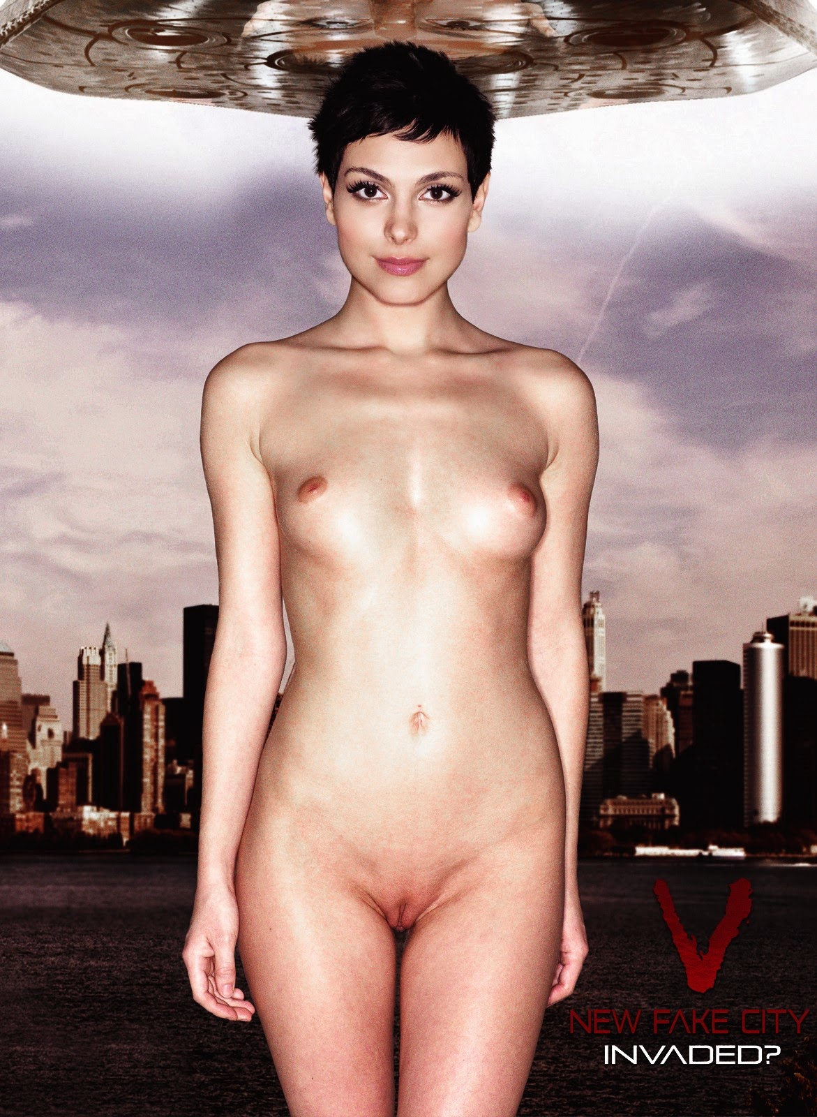 Morena Baccarin Nude Hot Images