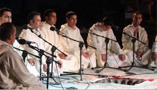 Kaum Muda Sufi Di Maroko (Afrika bagian Barat)