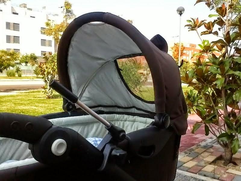 paseo diario del bebé