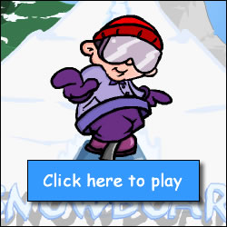 Snowboard Challange Game