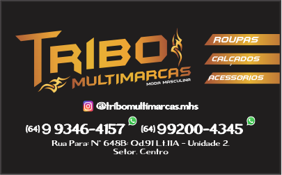 Tribo Multimarcas Morrinhos-GO