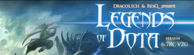 DotA 6 78c LoD New DotA 6.78c LoD v2g Map Download   Legends of DotA