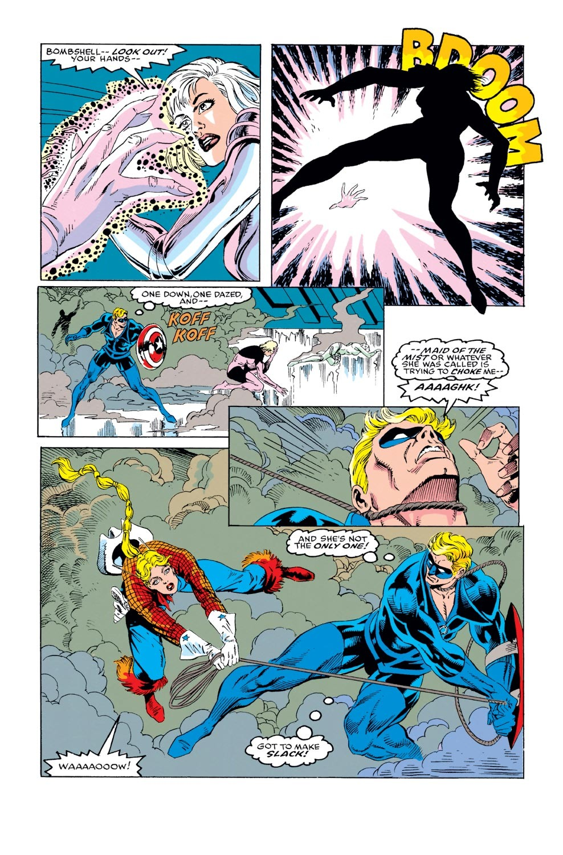Captain America (1968) Issue #392 #325 - English 5