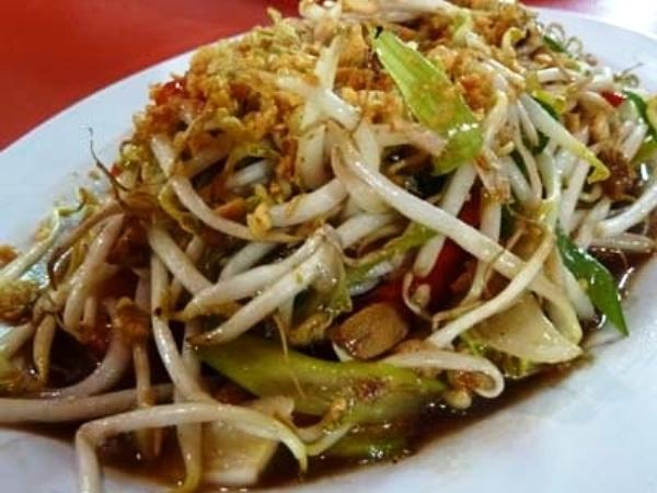 Sauteed Bean Sprouts (Tumis Tauge). Nusantara Culinary