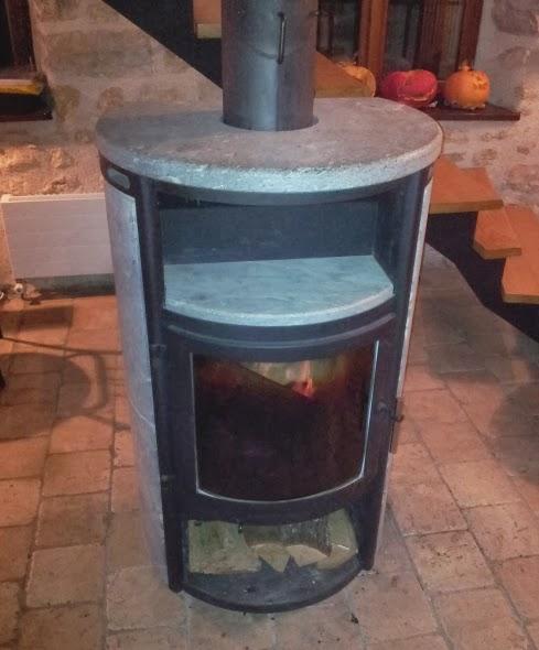 plus riche et independant chauffage au bois l 39 impact sur ma consommation de gaz. Black Bedroom Furniture Sets. Home Design Ideas