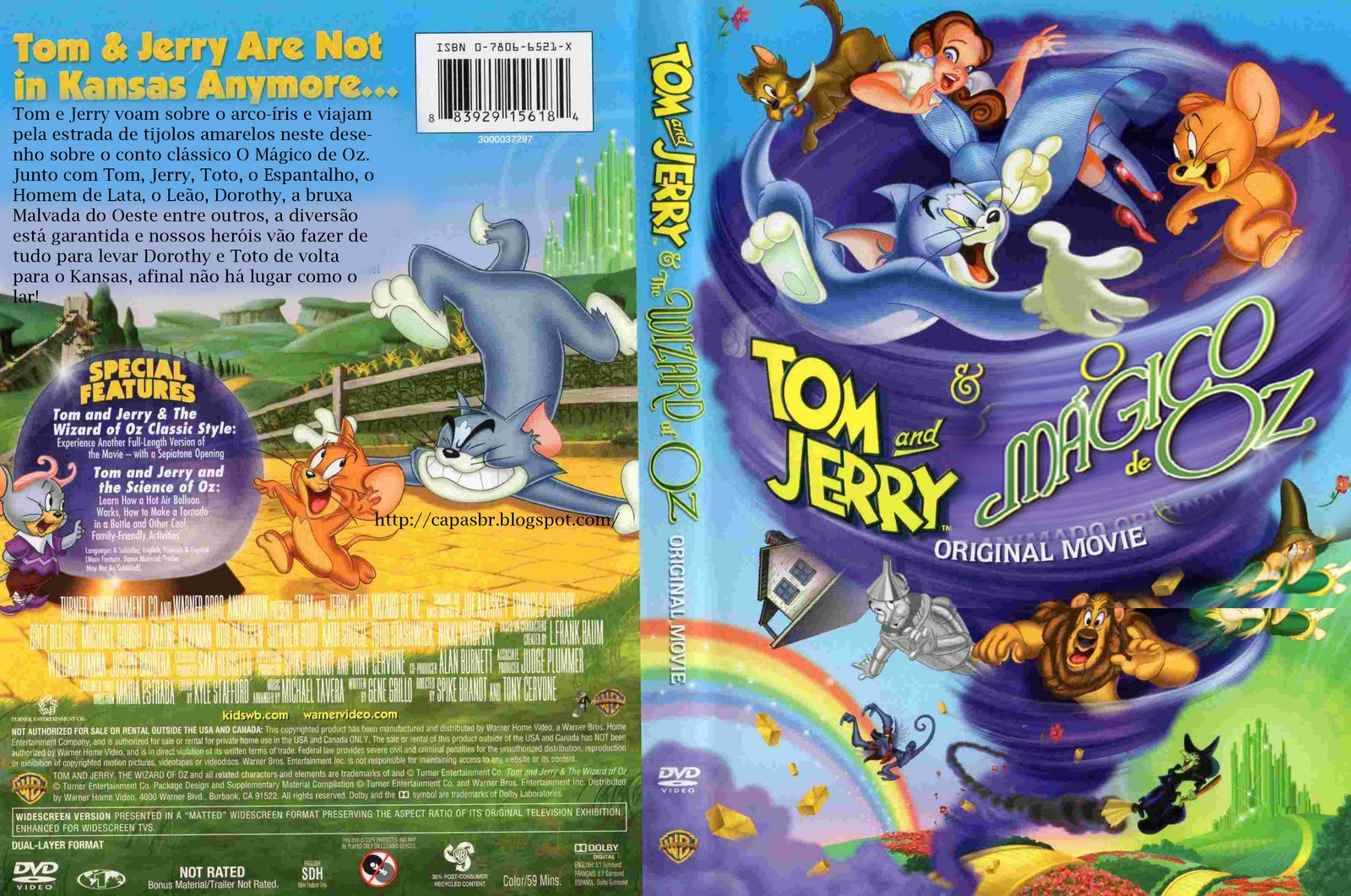 tom and jerry meet sherlock holmes poster images