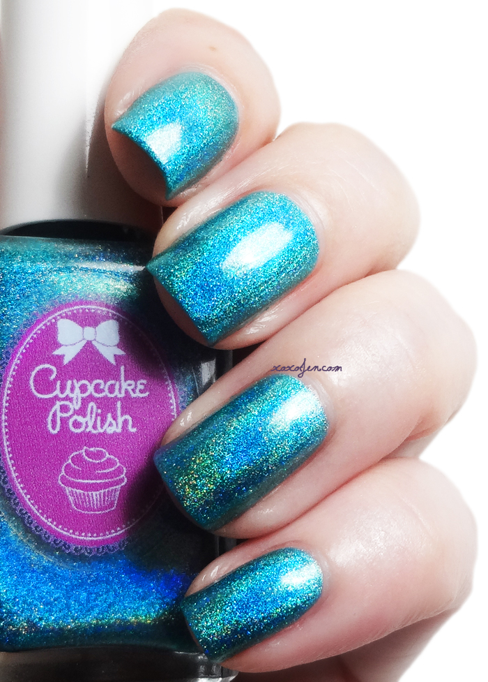 xoxoJen's swatch of Cupcake Polish Water You Doing?